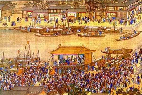 После землетрясения император Канси пропагандировал самоанализ и реформы. Фото: minghui.org