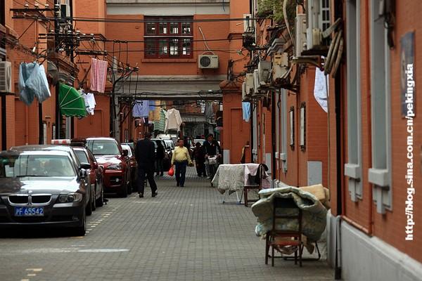 Шанхай. Фото с aboluowang.com