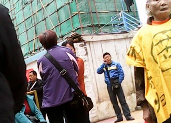 Правительство города Фучжоу жестоко подавляет обращения граждан. Фото:epochtimes.com