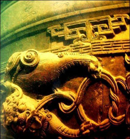 Древние города Суйань и Чуньань под водой. Фото: qingnianshibao