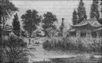 Кумирня в Гуанчжоу. Фото:Обручева В.А.