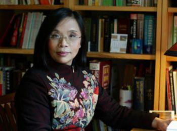 Г-жа Хэ Циньлянь. Фото с epochtimes. com