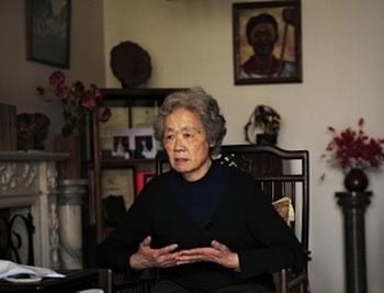 Дин Цзилинь - бывший профессор философии Народного университета в Пекине.  Фото: AFP