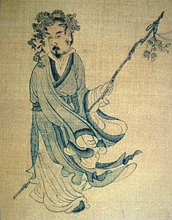Китайский поэт Дао Юаньмин (Wikipedia)