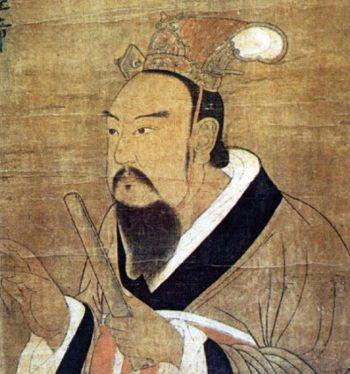 Император Ву из Лян. Фото с сайта theepochtimes.com