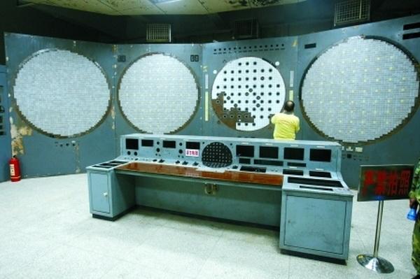 Вычислительная машина в главном корпусе (камере) управления.  Фото: baidu.com