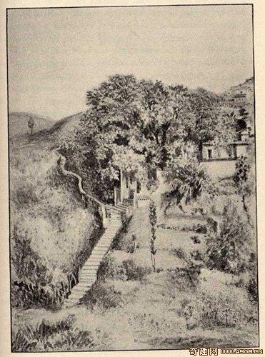 Окрестности города Чунцин. Фото: Ernest Morrison