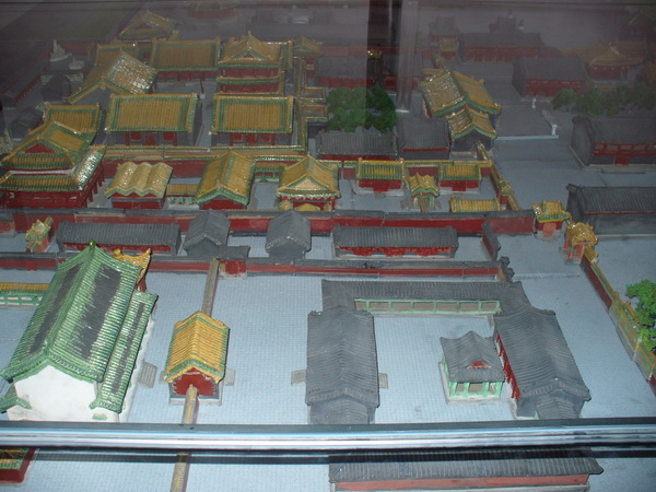 Дворец первых императоров Маньчжурской династии Китая. Фото: Татьяна Жамкова