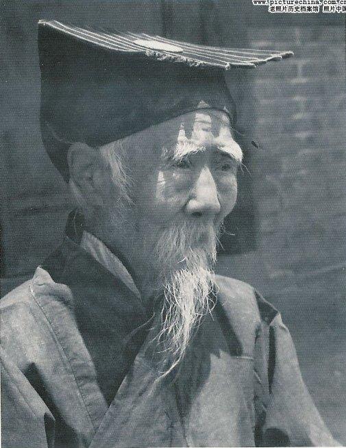 Настоятель даосского монастыря. Фото с aboluowang.com