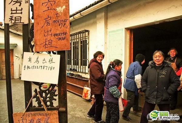 Трущобы Шанхая. Фото с kanzhongguo.com