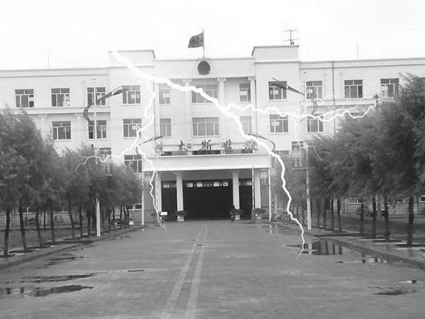 Тюрьма в городе Цзямусы