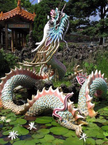 Китайский дракон — пустая фантазия или реальное существо? Фото: Shioujen Wen/The Epoch Times