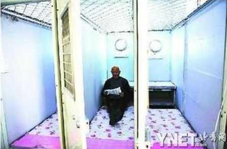 В китайской столице предлагают новые комнаты для съёма площадью менее двух квадратных метров. Фото с epochtimes.com