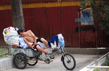 В Китае аномальная жара за четыре дня убила более 70 человек. Фото: Getty Images