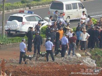Отъём земли — частое явление в Китае. Фото с epochtimes.com