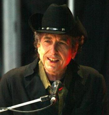 Американский рок-певец Боб Дилан. Фото: Dave Hogan/Getty Images