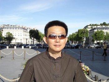 Китайский кинематографист, профессор Хао Цзянь. Фото с bbs.city.tianya.cn