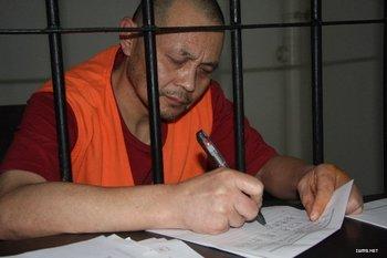 Китайского эколога и писателя Таня Цзоженя приговорили к пяти годам тюрьмы. Фото с epochtimes.com