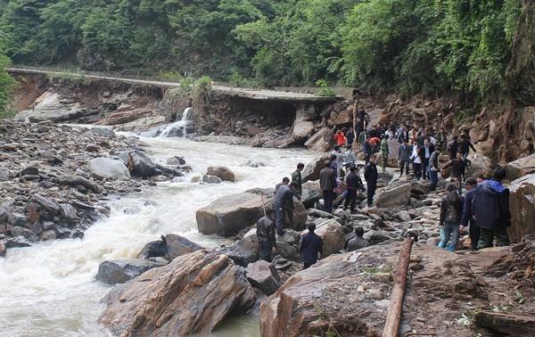 Последствия наводнения в провинции Гуандун. Фото с epochtimes.com