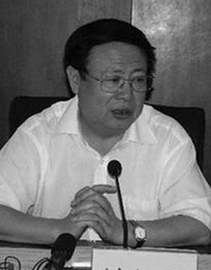 Китайский коррупционер, бывший секретарь горкома партии и мэр города Лохэ провинции Хэнань, Лю Бинван. Фото: chinanews.com.cn