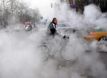 Более 70% жителей китайских городов недовольны качеством жизни. Фото: AFP