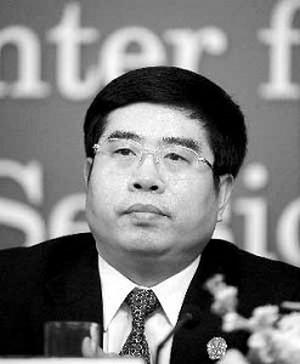 Бывший заместитель председателя высшего народного суда КНР Хуана Суню за взятки приговорён к пожизненному заключении. Фото с epochtimes.com