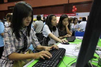 Доступное в КНР пространство Интернета становится всё меньше. Фото: Getty Images