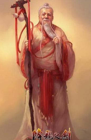 Юэ Лао – Лунный старец, соединяющий людей брачными узами. Фото с uuu9.com