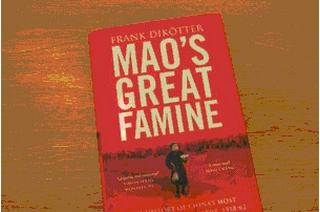 Обложка книги Фрэнка Дикоттера «Великий голод, созданный Мао». Фото: RFA