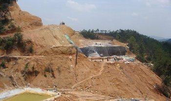 В Тибете власти силой разогнали крестьян требующих прекратить портить экологию. Фото: gndaily.com