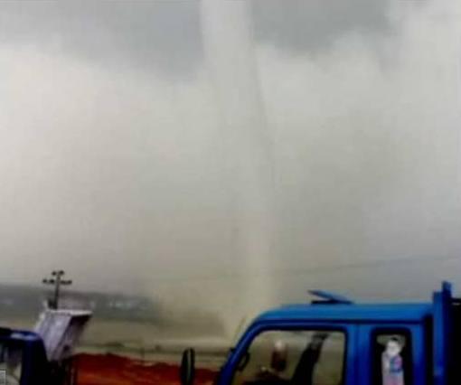 Разрушительный торнадо прошёл в провинции Цзянси
