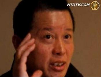 Адвокат-правозащитник Гао Чжишен. Апрель 2010 года. Фото: NTD