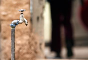 Китай испытывает острую нехватку воды. Фото: LIU JIN/AFP/Getty Images
