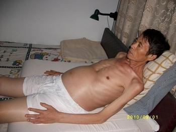 Чжан Юньбин после заключения в тюрьме так и не смог восстановить здоровье. Фото с epochtimes.com
