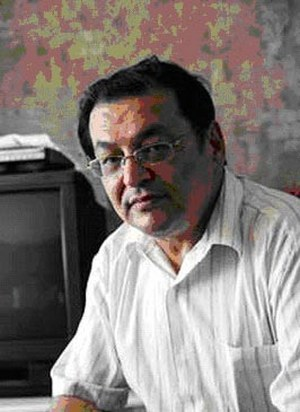 Уйгурский журналист Гейрет Нияз. Фото с epochtimes.com