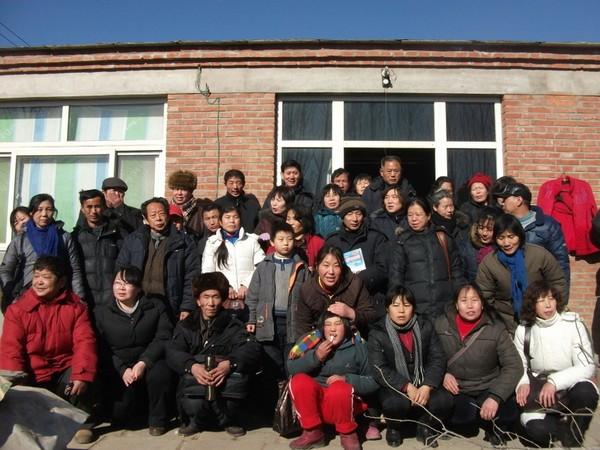 Учениками класса по обучению работы на компьютере являются приехавшие со всего Китая апеллянты. Фото с epochtimes.com