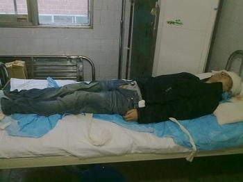 Ли Хуаньюй умер, так и не придя в сознание. Фото с epochtimes.com