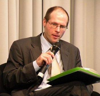 Специальный докладчик ООН по вопросам права человека на продовольствие Оливер де Шуттер (Olivier De Schutter). Фото с wikipedia.org