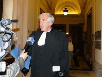 Бельгийский адвокат Жорж Анри Ботье. Фото с epochtimes.com