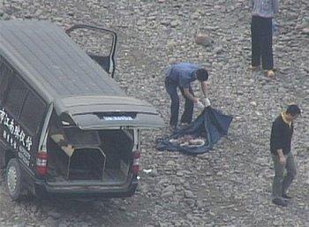 На востоке Китая под мостом обнаружили тела более 20 младенцев Фото:с epochtimes.com