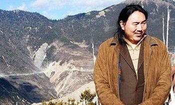Тибетский эколог Карма Самдруп. Фото: AP