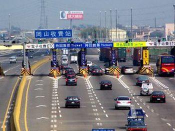 В 18 провинциях Китая насчитывается 4328 пунктов сбора дорожных пошлин. Фото: ЦАН