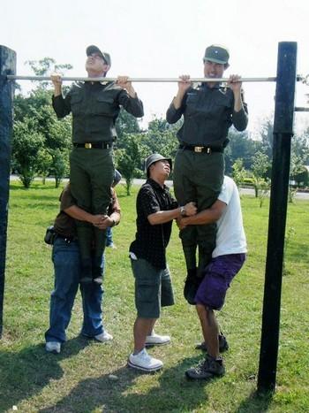 За последние 10 лет физические способности китайской молодёжи неуклонно снижаются. Фото с epochtimes.com