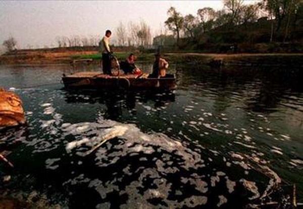 Главной причиной раковых заболеваний в Китае является ухудшающаяся экология. Фото с epochtimes.com
