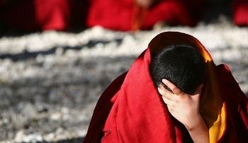 Тибетцы продолжают страдать под гнётом китайской компартии. Фото: Getty Images