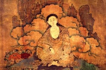 Тибетский йог Миларепа