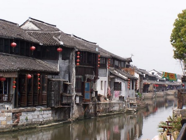 Древний китайский посёлок Ситан. Фото с epochtimes.com