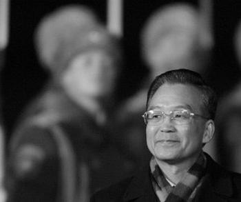 Премьер-министр КНР Вэнь Цзябао на различных форумах и встречах уже 11 раз упомянул о необходимости политических преобразований в Китае. Фото: AFP