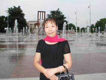 Адвокат-правозащитник Го Янь. Фото с epochtimes.com