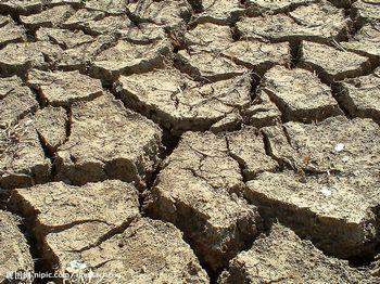 На юге Китая свирепствует сильная засуха. Фото: nipic.com